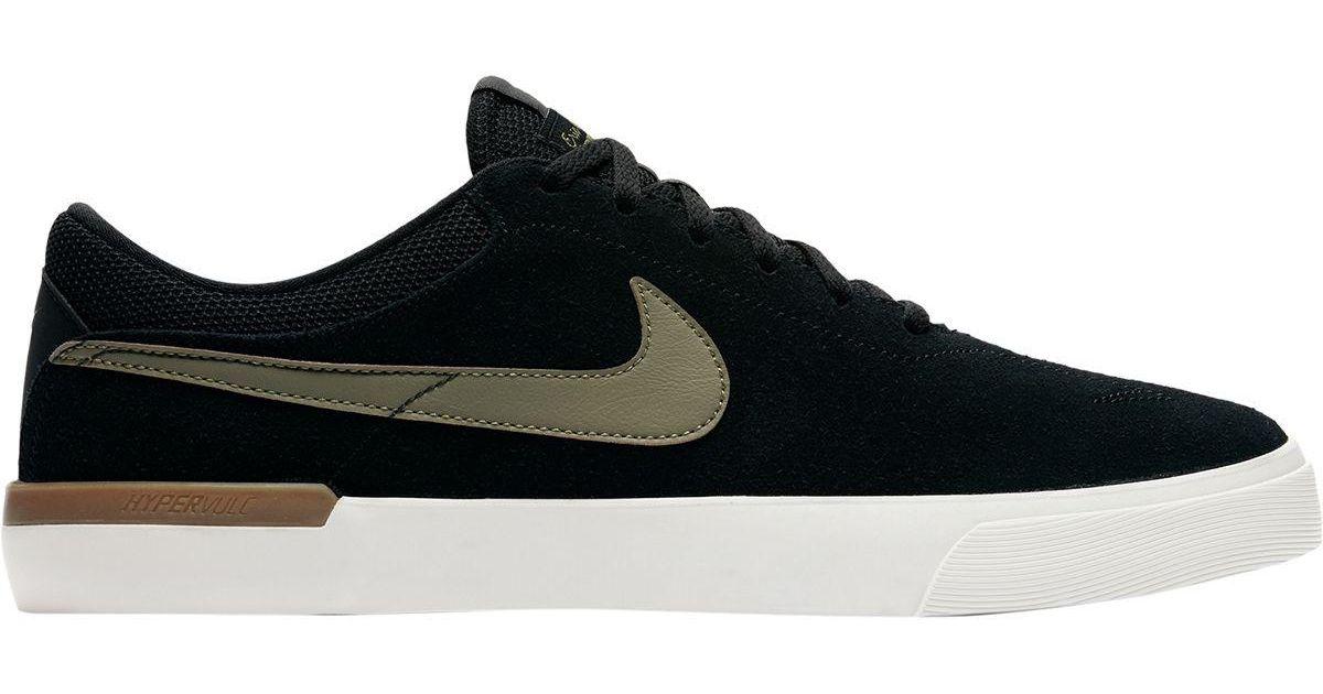 19d77cfdd954 Lyst - Nike Sb Hypervulc Eric Koston Shoe in Black for Men