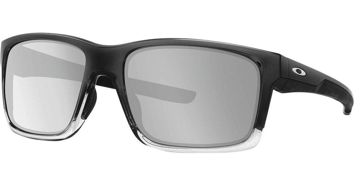 4f15ddb82b Lyst - Oakley Mainlink Sunglasses in Gray for Men
