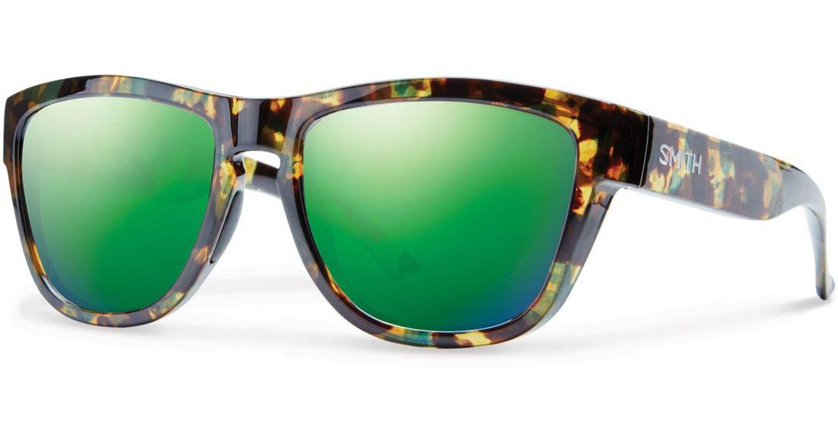 f30bf55e8ee Lyst - Smith Clark Sunglasses in Green for Men