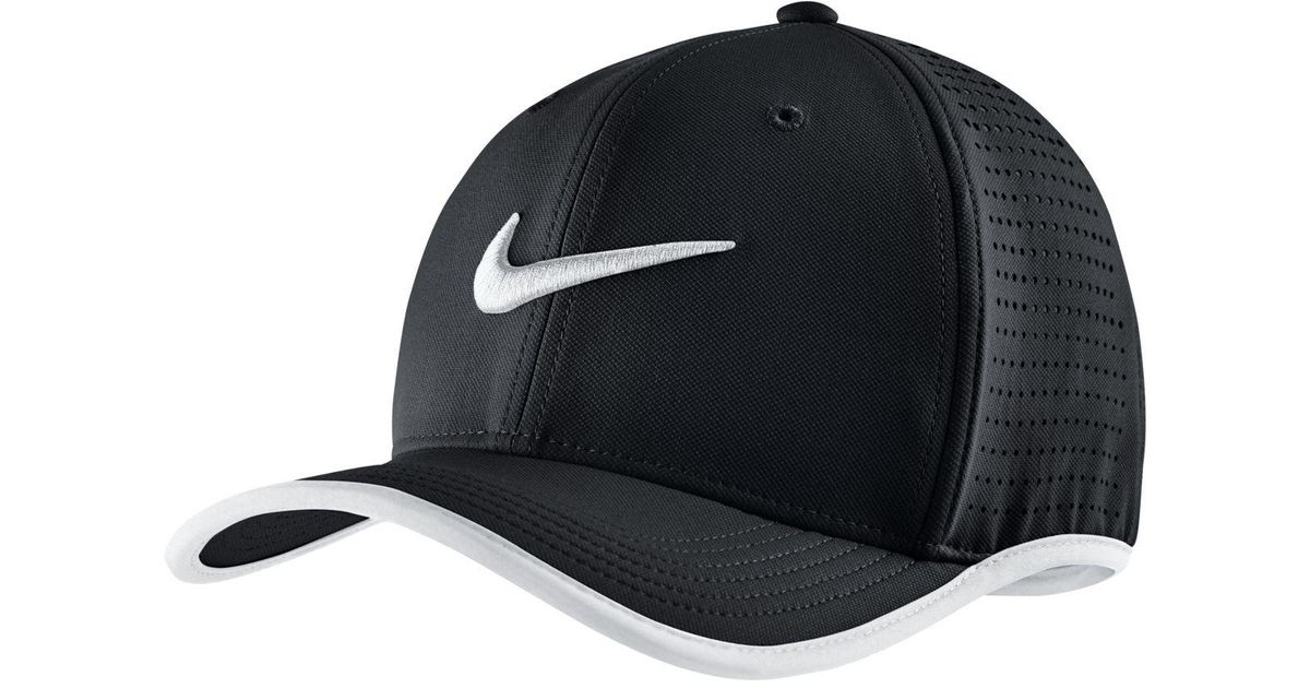 6885298b028 Lyst - Nike Train Vapor Classic 99 Hat in Black for Men