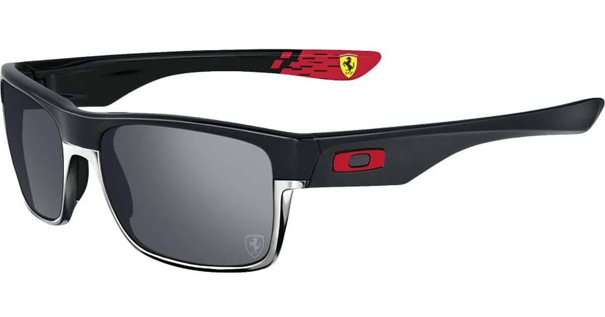 03e18121c0ee Oakley Limited Edition Ferrari Twoface Sunglasses in Black for Men - Lyst