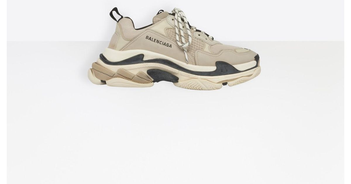 Lyst - Balenciaga Triple S Trainers for Men dff429b053