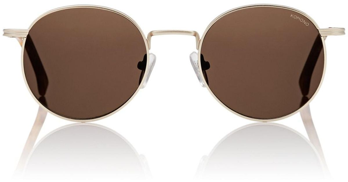 a483b6ef4b8 Lyst - Komono Taylor Sunglasses in Brown for Men