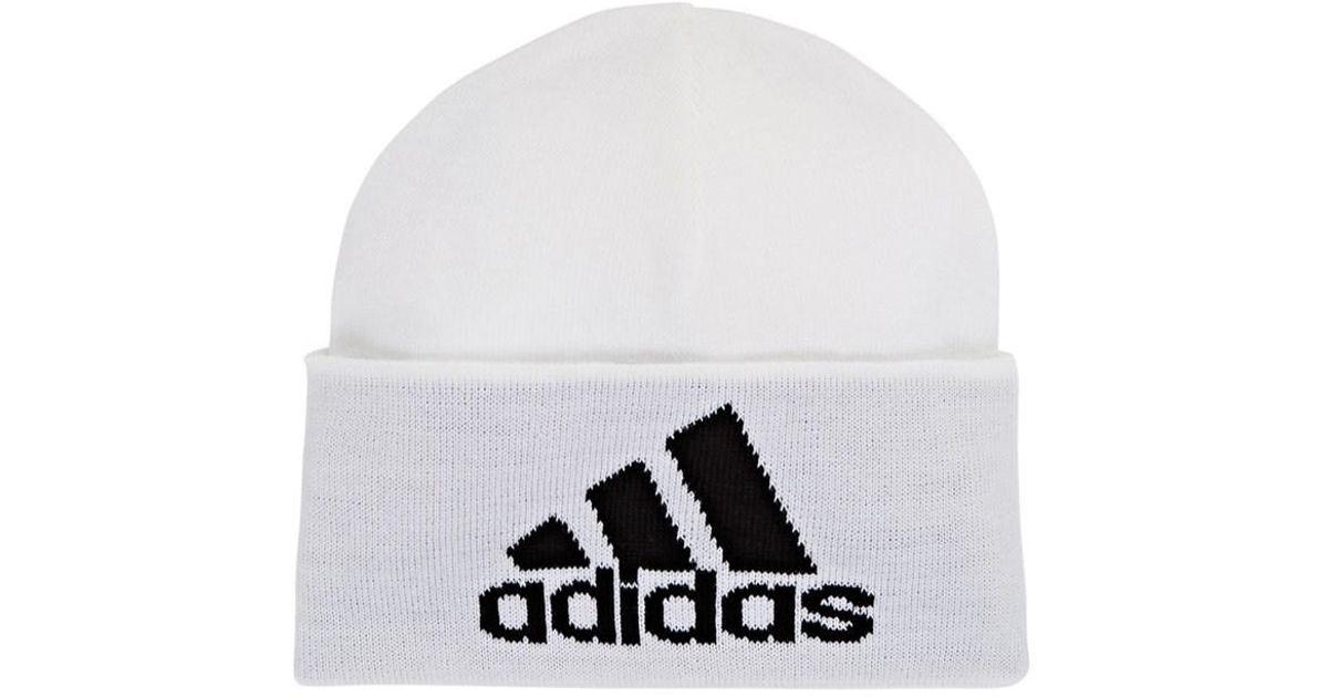 faf0272c86ad9 Gosha Rubchinskiy Knit Beanie in White for Men - Lyst