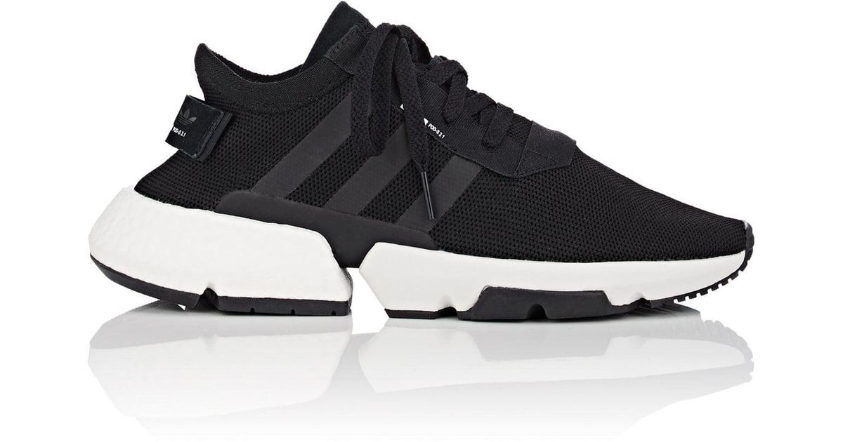 dc3f38459c81 Lyst - adidas Pod S3.1 Sneakers in Black