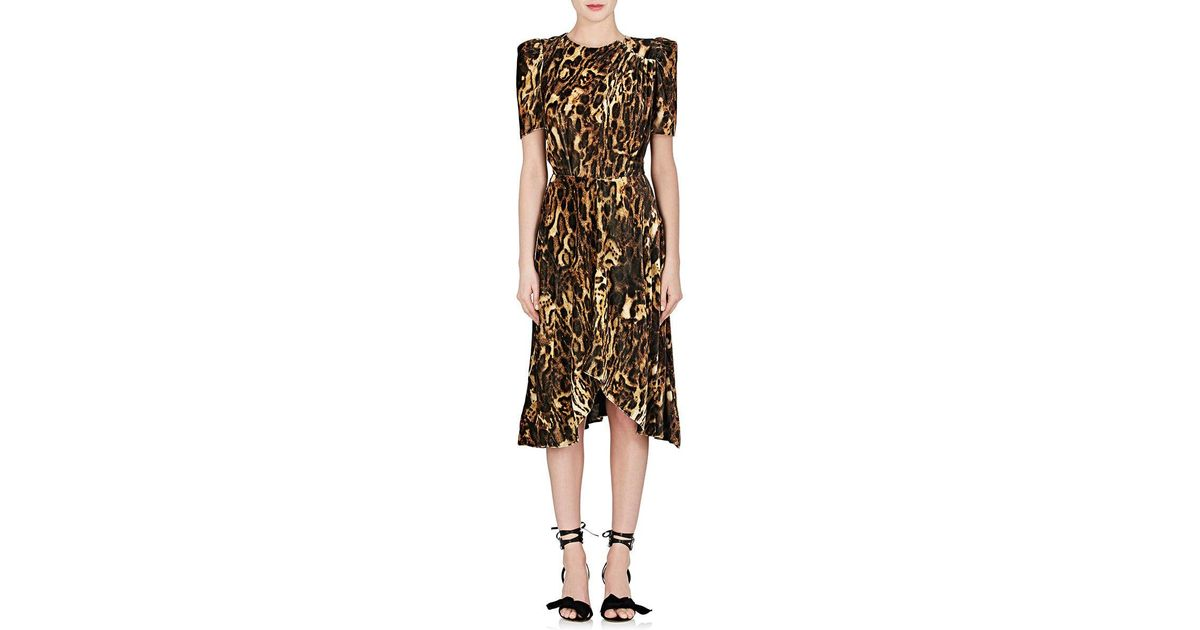 66d5ba3574ae Lyst - Isabel Marant Ulia Leopard in Brown