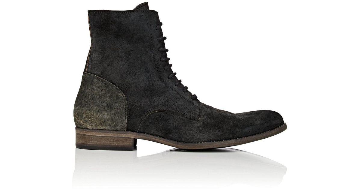 Mens Kebro Reverse Leather Boots Buttero zzndP3ph