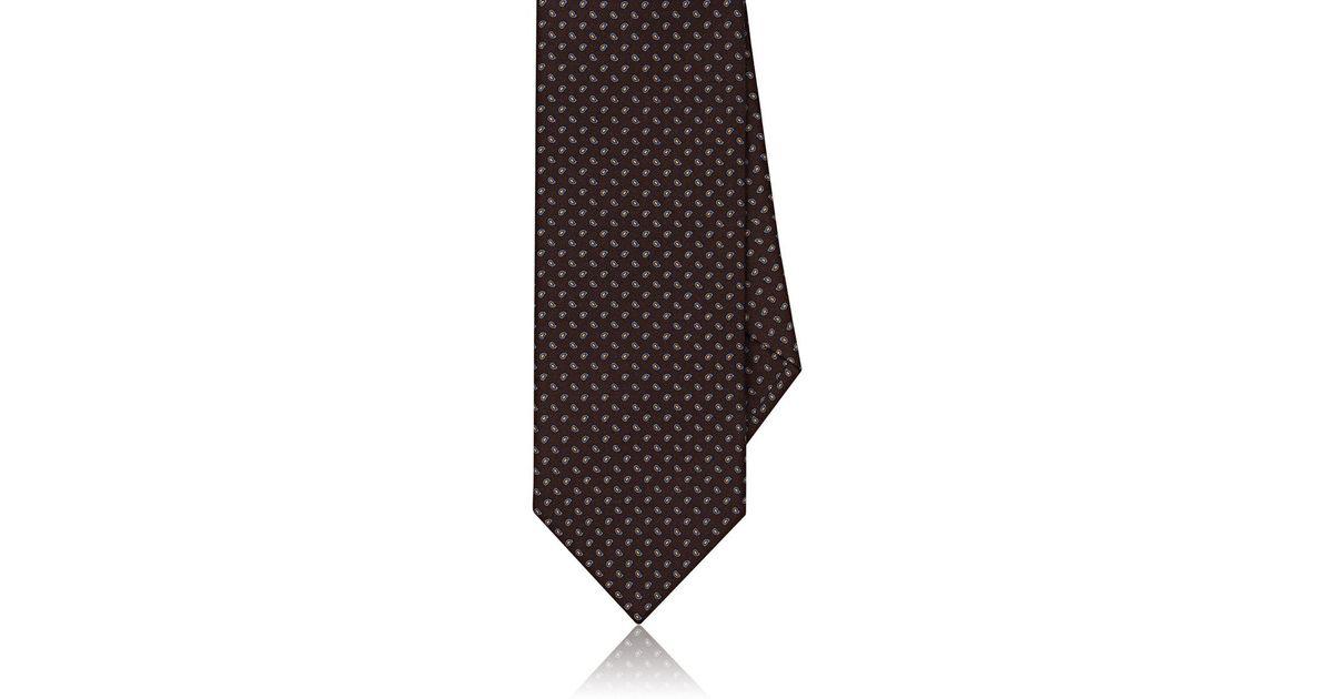 Mens Ombré Vérifié Cravate Soie Dolcepunta hcUH6