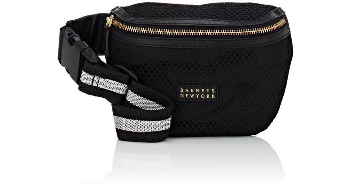 4f5ad990f19 Lyst - Barneys New York Belt Bag in Black