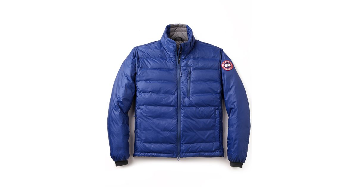 Canada Goose chilliwack parka replica store - Canada goose Lodge Jacket in Blue for Men (Pacific Blue) | Lyst