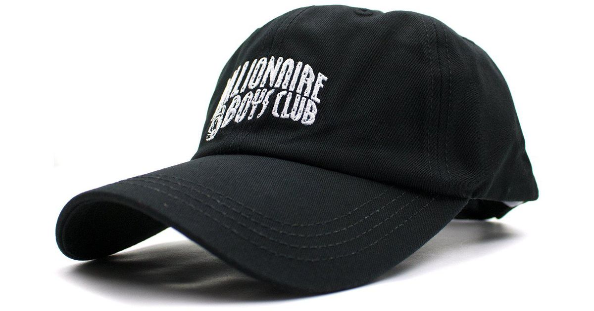 dbaf80e7aeb BBCICECREAM Arch Classic Hat in Black for Men - Lyst