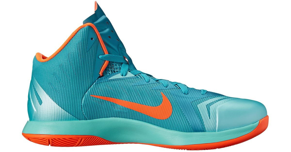 Lyst - Nike Lunar Hyperquickness in Blue for Men 1aff17222