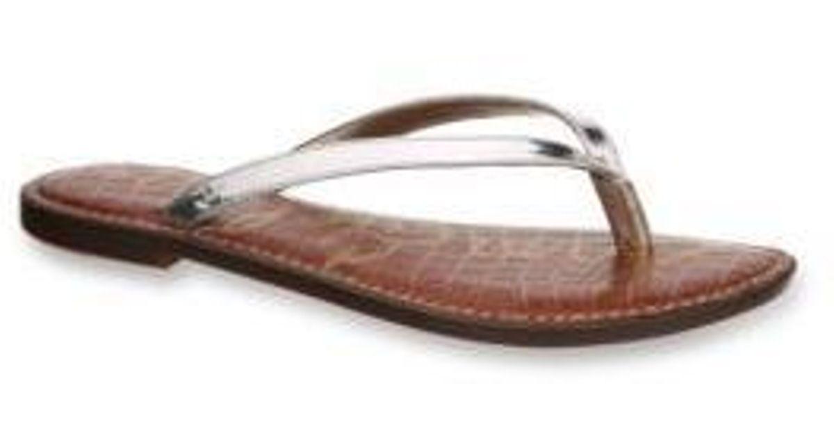 83e1d2d3fd90 Lyst - Sam Edelman Gracie Slip On Thong Sandal for Men