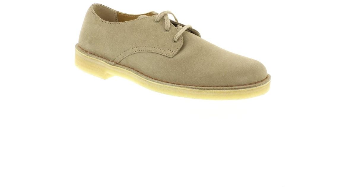 Clarks Clarks Suede Desert Crosby Shoes In iw3t4PqJFq