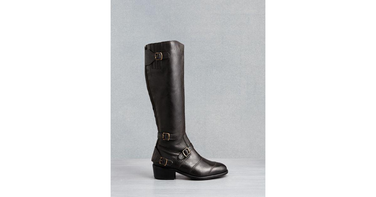 6745c129e1169 Lyst - Belstaff Trialmaster Boot in Black