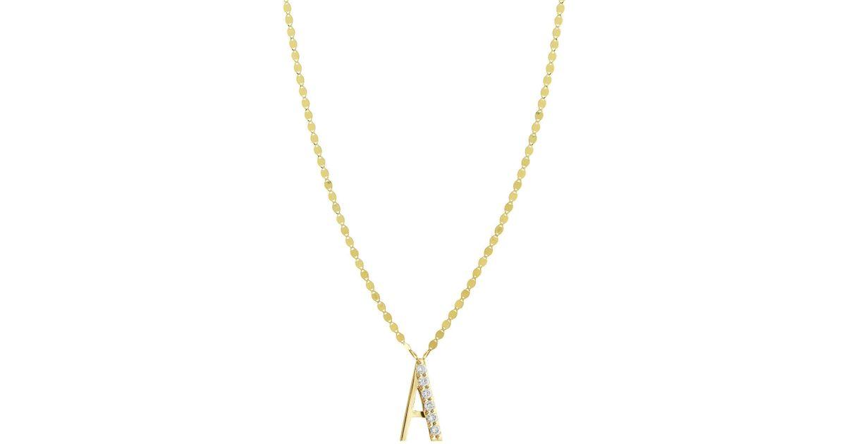 Lana Jewelry Flawless Kite Lariat Necklace with Diamonds kmt7r1