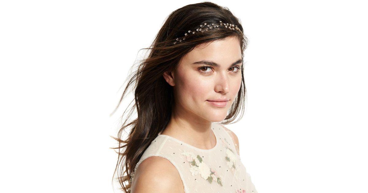 Jennifer Behr Orion Crystal Circlet Headband 1N1sY6g