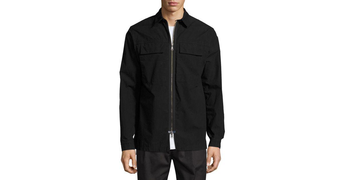 Cheap 100% Original Best Seller Sale Online Helmut Lang Linen-Blend Short Coat w/ Tags Newest Online Huge Surprise For Sale Release Dates Sale Online cK7CbgIs