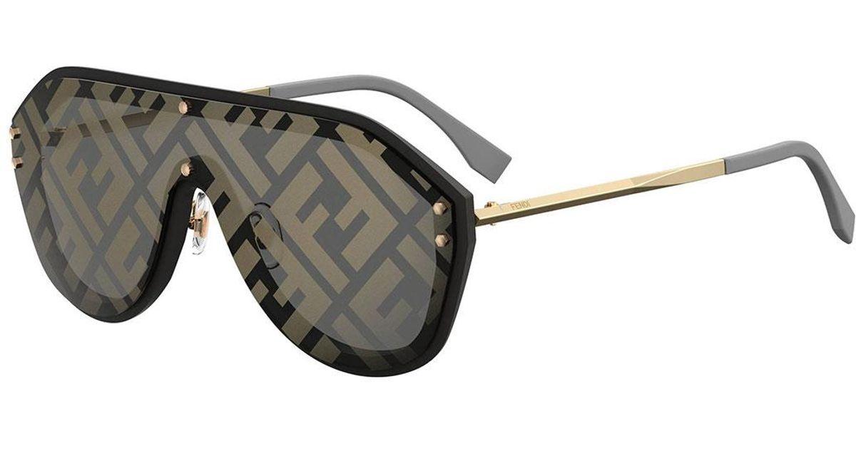 9cbd125c49764 Fendi ff sunglasses