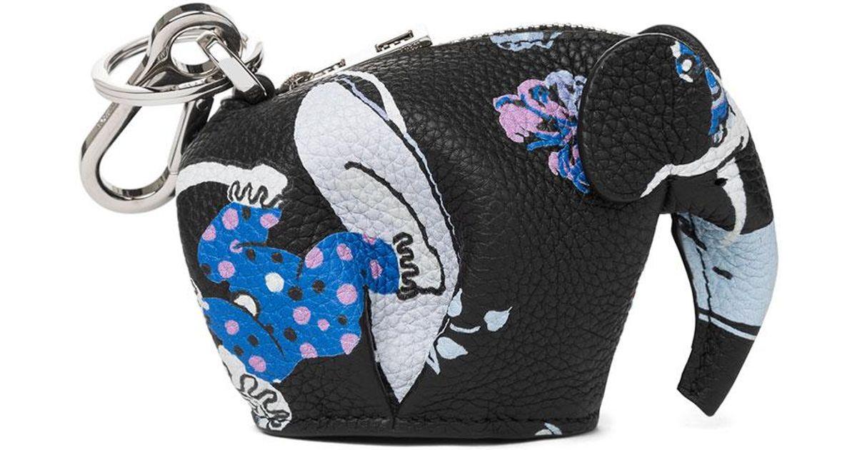Loewe x Paulas Ibiza II Elephant Circus Bag Charm LG81PtvHI