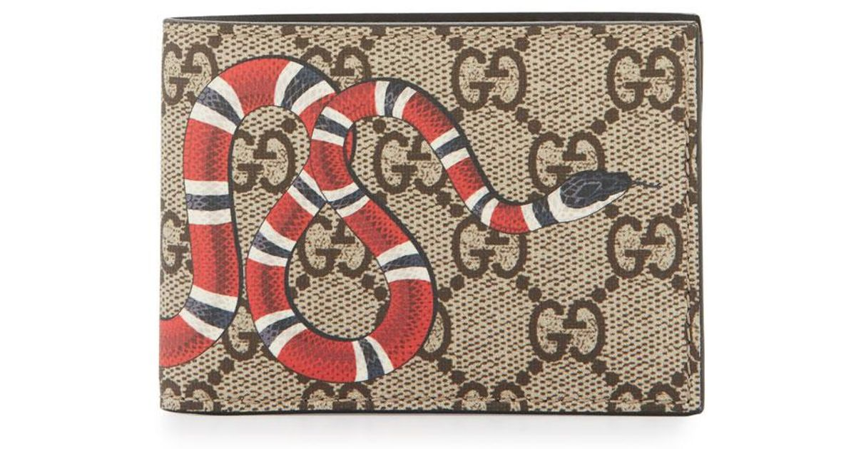 8ce9694edbab Gucci Card Wallet Snake | Stanford Center for Opportunity Policy in ...