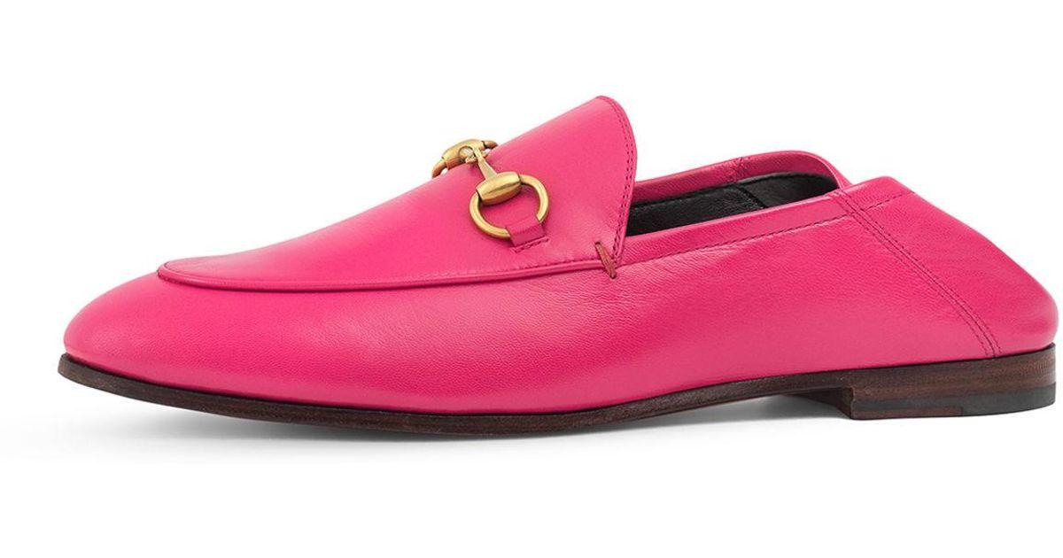damen slippers metallic loafers ketten slip ons freizeit schuhe 157306 pink 39 flandell. Black Bedroom Furniture Sets. Home Design Ideas