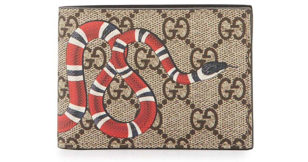 6bc61f36ba27 Gucci Snake Wallet Unboxing | Stanford Center for Opportunity Policy ...