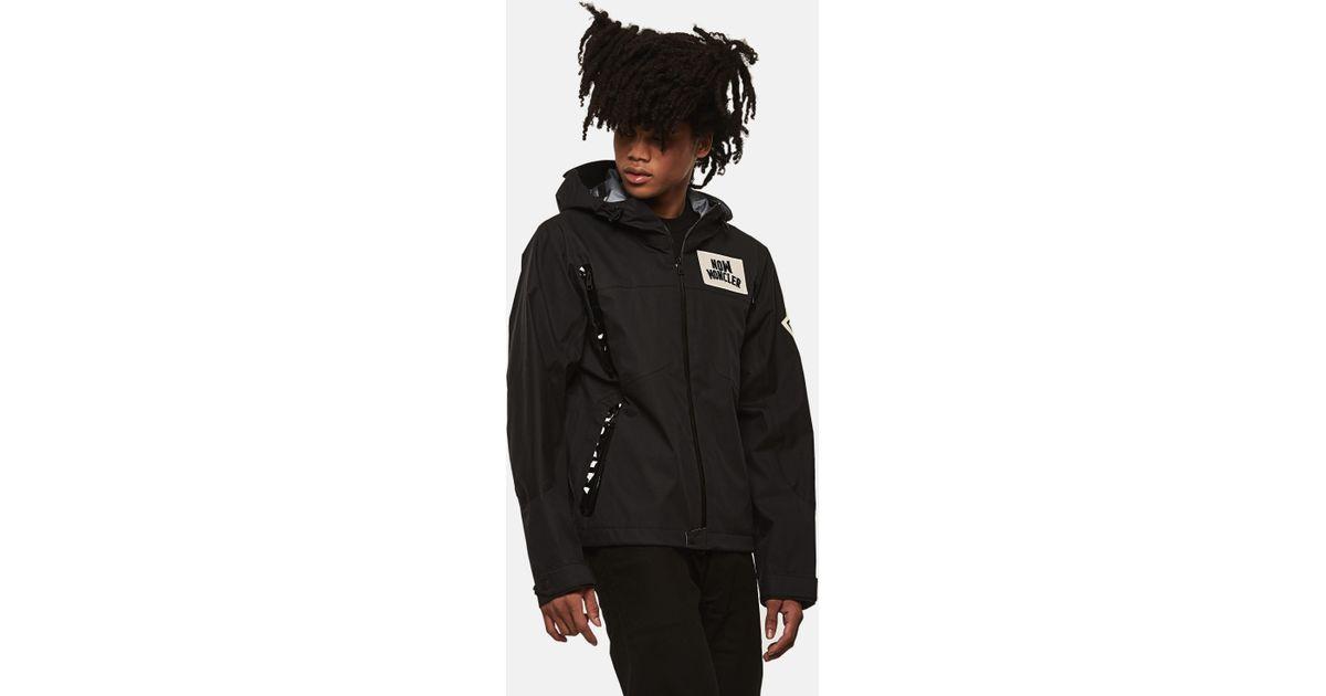 aa86a4021 Moncler Genius - Black 2 Moncler 1952 Doussain Jacket for Men - Lyst