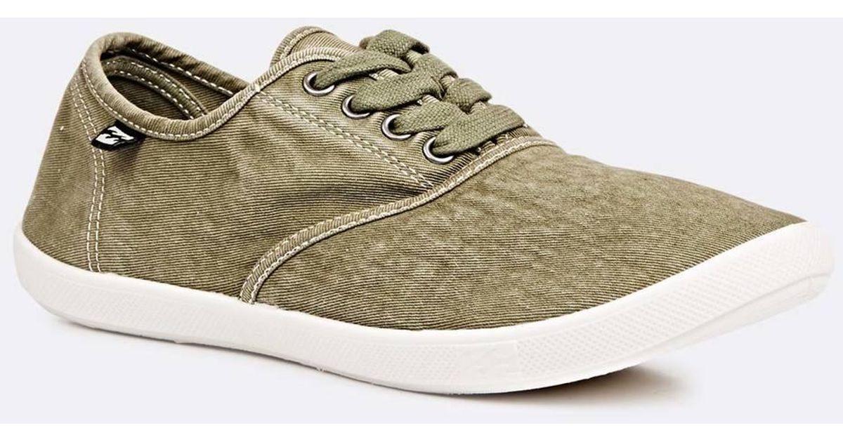 c8c97ca97e0a Lyst - Billabong Addy Lace Up Shoe