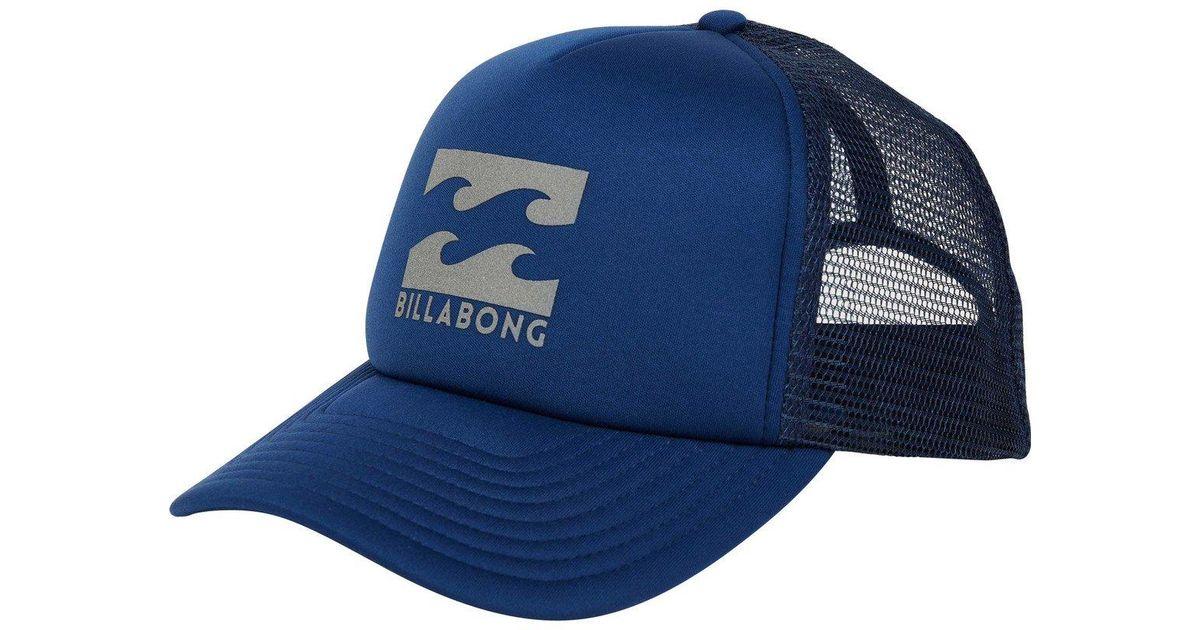 1a604e00 Lyst - Billabong Podium Trucker Hat in Blue for Men