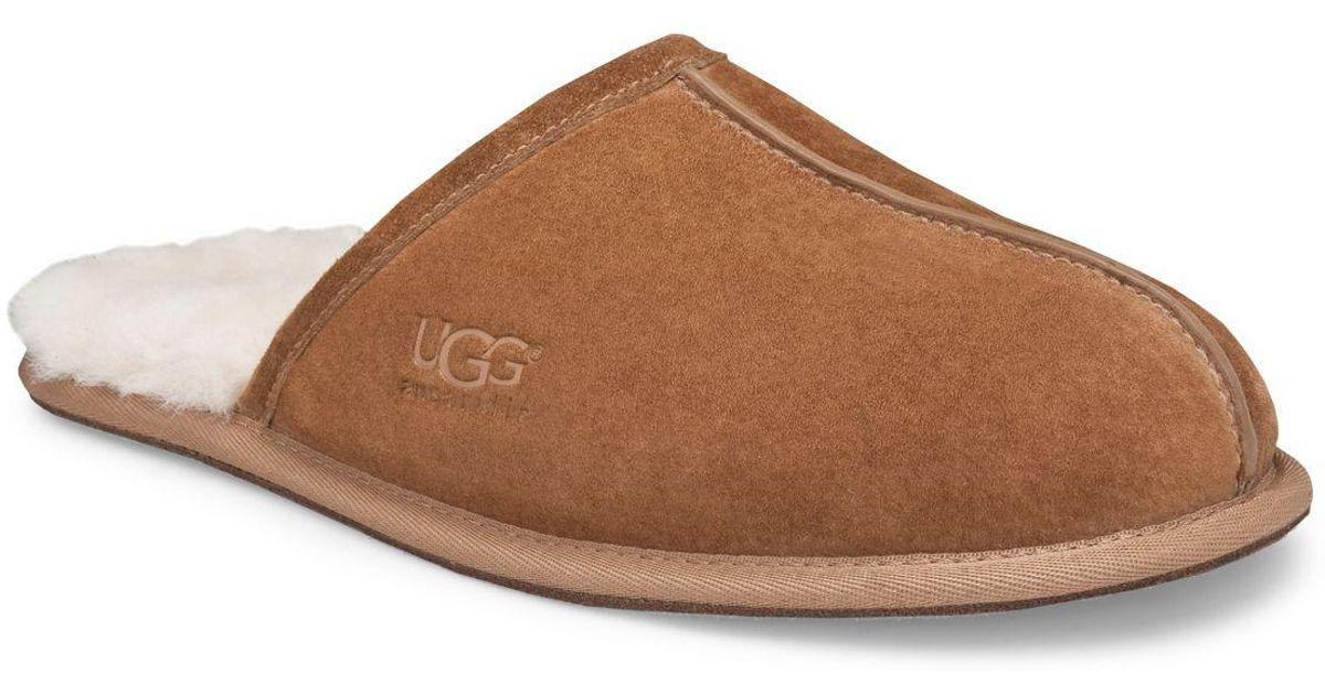 Pantoufles Lyst pour Ugg Australia en Brown Pantoufles pour Brown Homme cefa1f9 - starwarsforcearenahackcheatonline.website