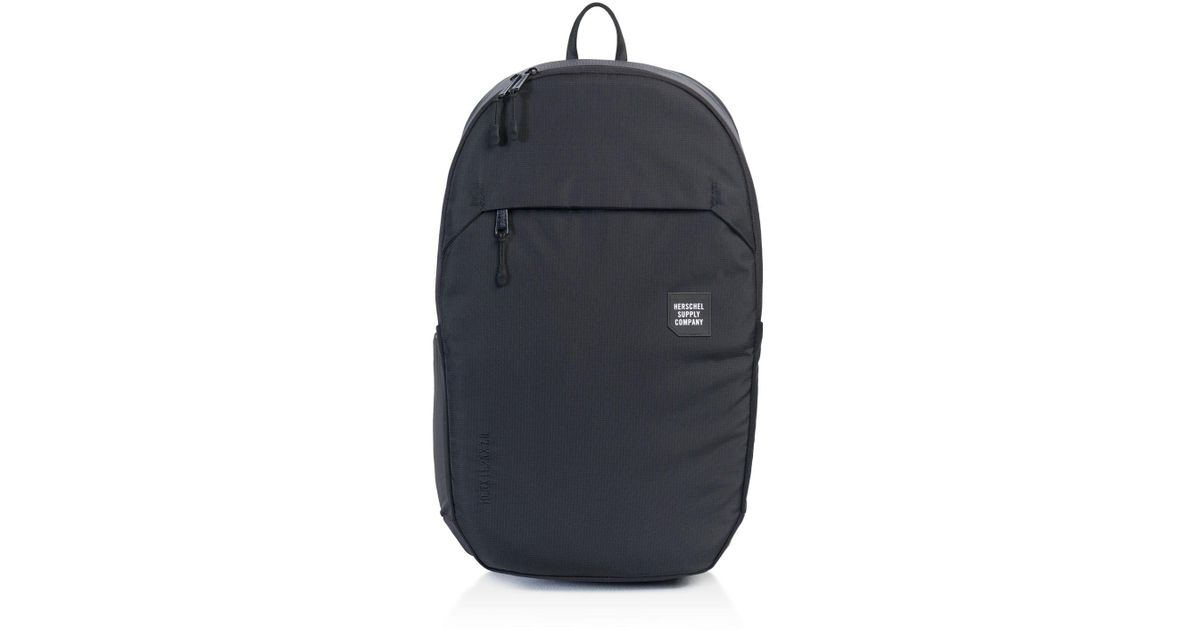 fc9e3c33f4f Lyst - Herschel Supply Co. Mammoth Large Backpack in Black for Men