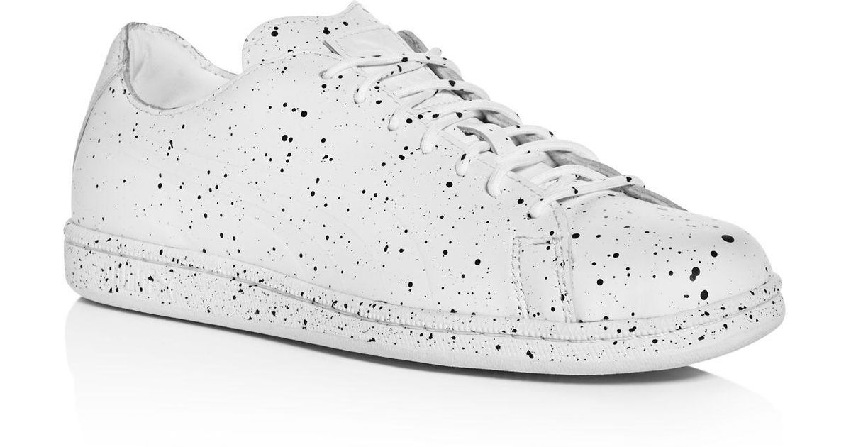 071615365d4992 Lyst - PUMA X Daily Paper Men s Match Splatter Lace Up Sneakers in White  for Men