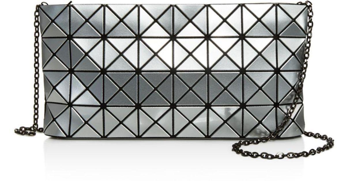 e6112bbde2 Lyst - Bao Bao Issey Miyake Prism Clutch in Metallic