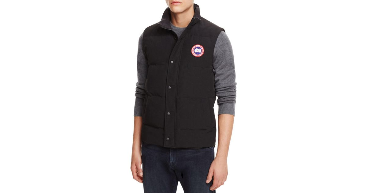 a9136300d1746 closeout freestyle camouflage print quilted shell down gilet classic camo  canada goose men pinterest canada goose a071e 9ce44; 50% off lyst canada  goose ...