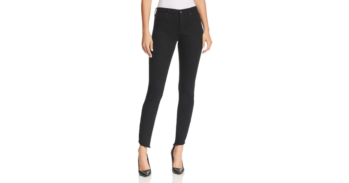 Stovepipe Moonless In Ankle Black Prima Ag Jeans Lyst qx4YIt 38bb61b78df