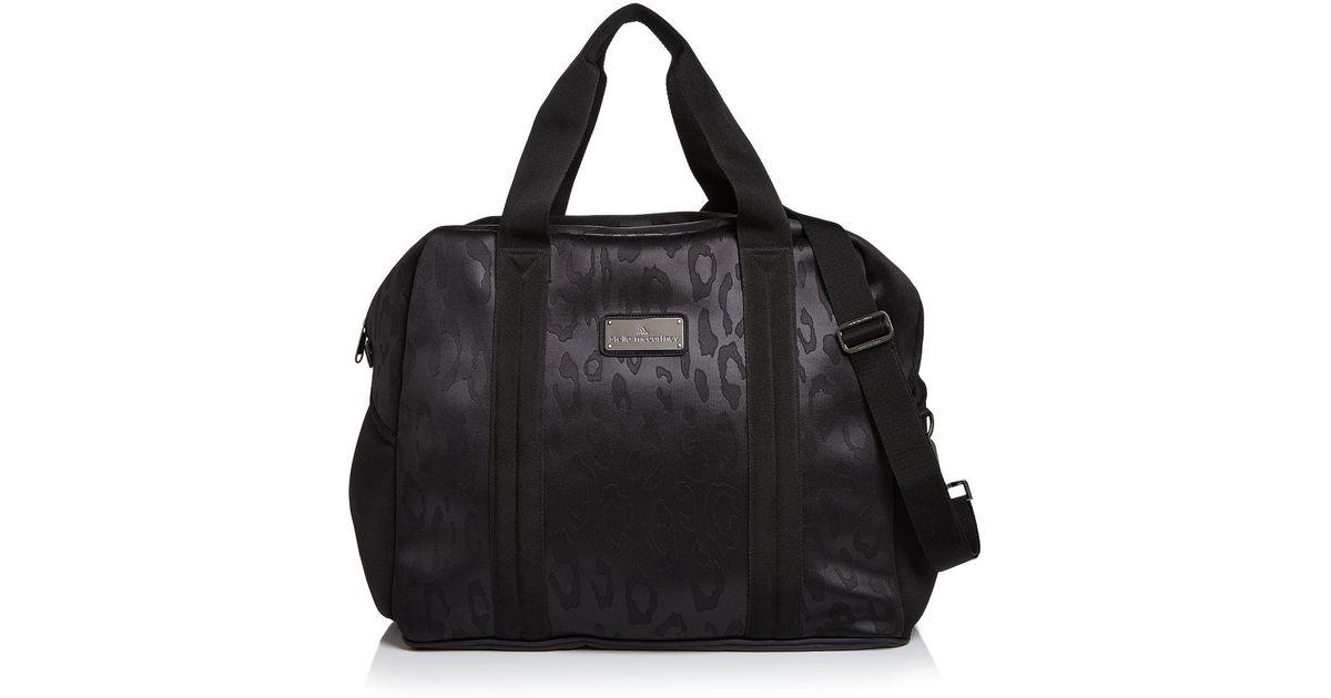 Lyst Mccartney Adidas Black de Stella Mccartney Essential Big Gym Big Bag in Black 40b0eb6 - accademiadellescienzedellumbria.xyz
