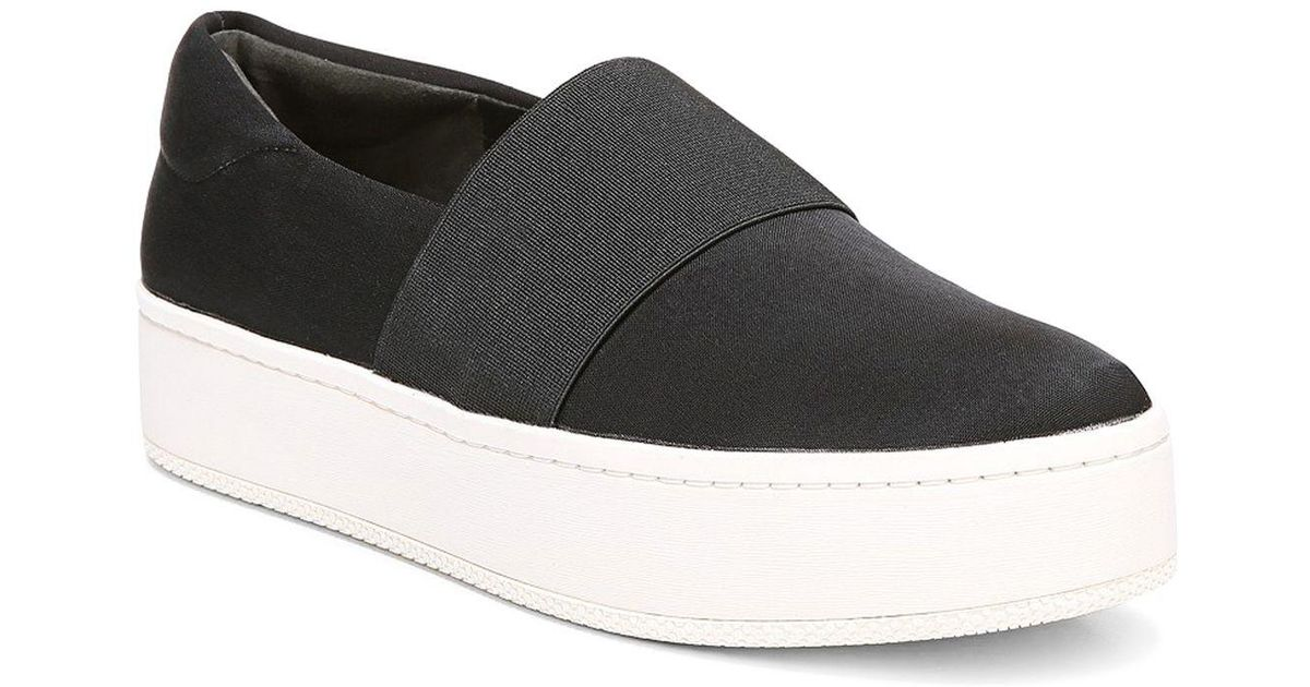 Traynor Canvas and Elastic Slip-On Sneakers sIoI0OLuL
