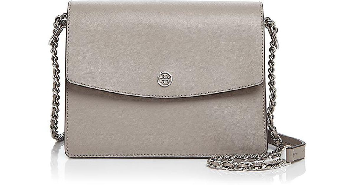 32f7ae664b5d Lyst - Tory Burch Parker Convertible Leather Shoulder Bag