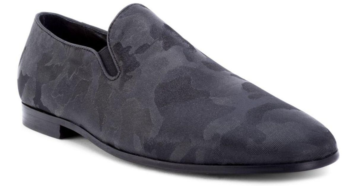 2517ed0f5a7b9 Robert Graham Fry Loafer in Black for Men - Lyst