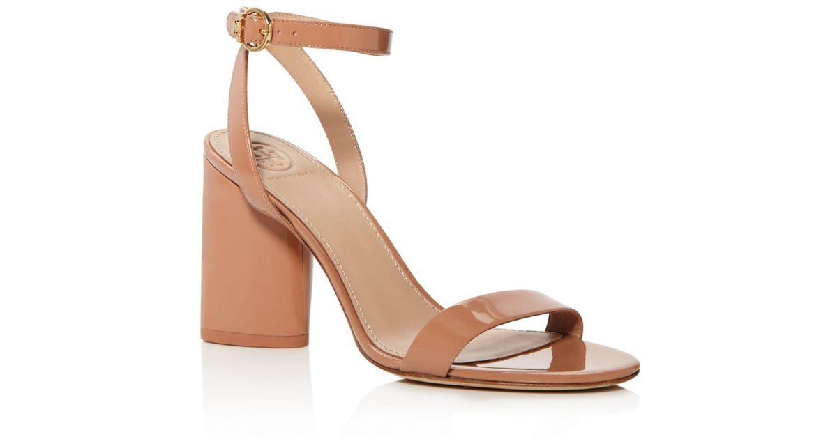 c60bc5a4a12 Lyst - Tory Burch Elizabeth Ankle Strap High-heel Sandals