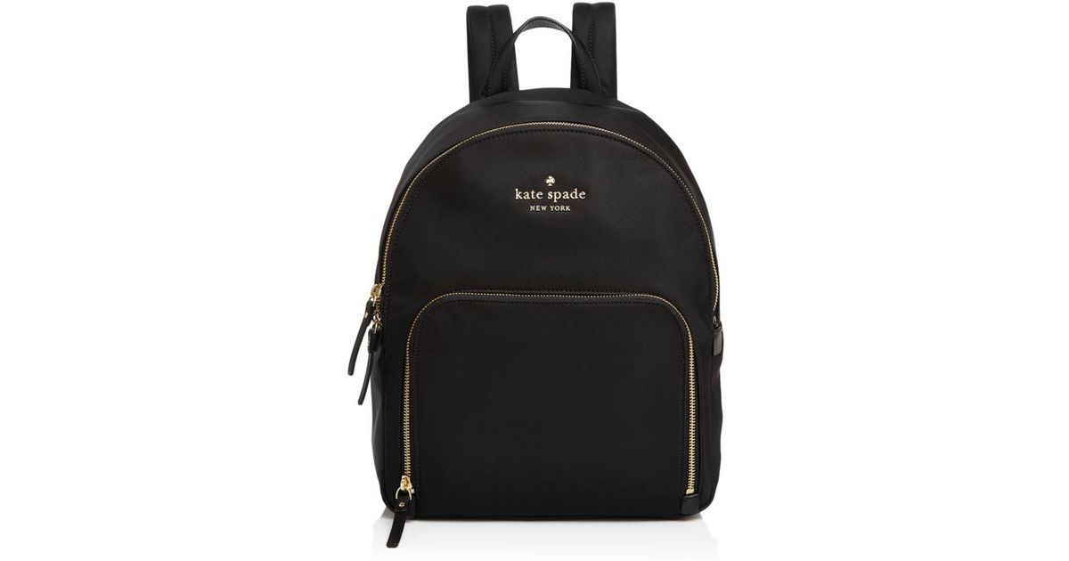 01f9c3fe532c Kate Spade Watson Lane Hartley Nylon Backpack in Black - Save 27% - Lyst