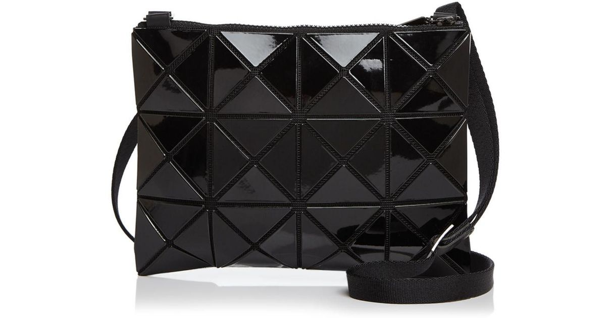 7046d7a10ac4 Lyst - Bao Bao Issey Miyake Lucent Small Crossbody in Black