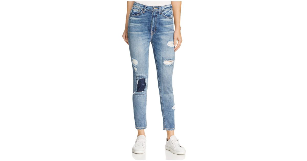 10 Crosby Derek Lam Tali High-rise Authentic Skinny