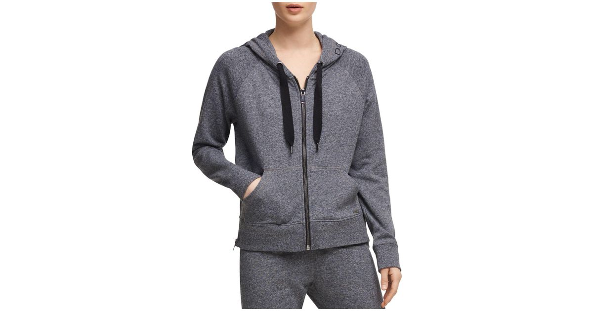 Donna Karan New York Logo-Embroidered Active Hoodie Order Cheap Online Largest Supplier Cheap Price Free Shipping Prices Clearance Store Cheap Online kagebDfrh