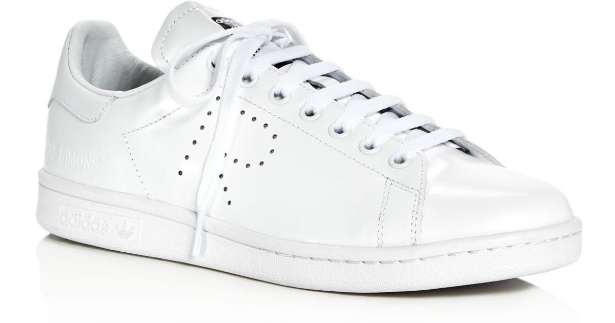 adidas Unisex Stan Smith Lace Up Sneakers KMGvJY