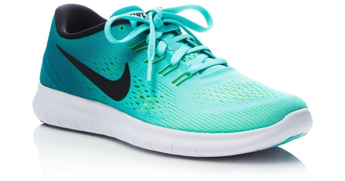 timeless design 282e0 86b57 Lyst - Nike Women s Free Run Natural Lace Up Sneakers in Blue for Men nike  free