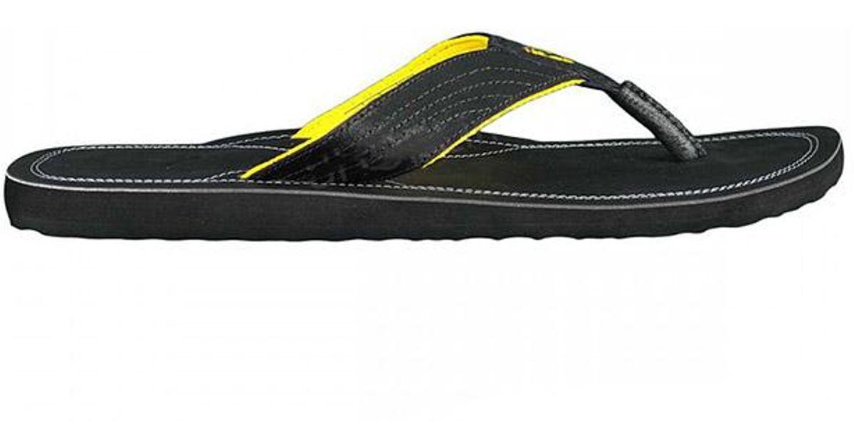 Lyst - PUMA Men s Surfrider Sf Ferrari Sandal in Black for Men a8bd7f542