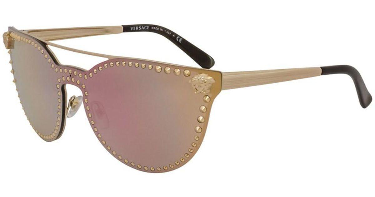 fe35d01006e Lyst - Versace Women s Ve2177 45mm Sunglasses