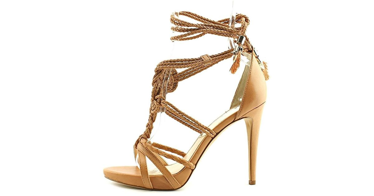 5b290a0da5b Lyst - Inc International Concepts Womens Sandraa Open Toe Casual Ankle  Strap Sandals in Brown